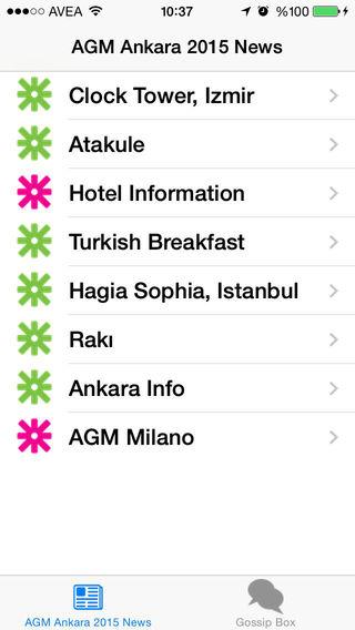 AGM Ankara ankara