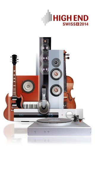 HIGH END Swiss high end audio equipment