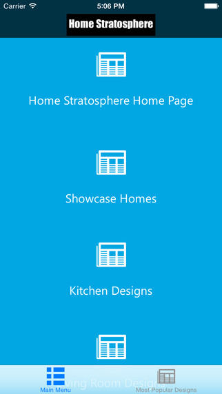 Home Stratosphere architectural designs