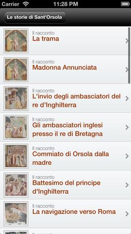 """Il ciclo """"Storie di S. Orsola"""" di Tomaso da Modena nel Museo Civico di S. Caterina a Treviso"""