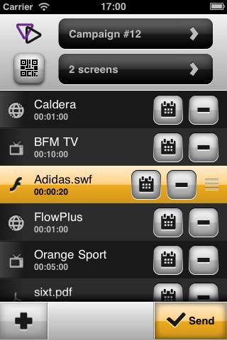 VariableDisplay projectors screens