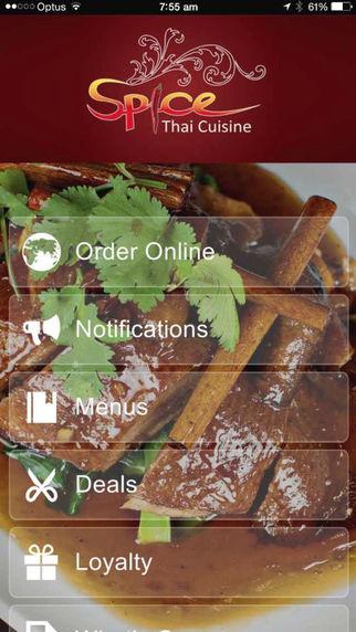 Spice Thai Cuisine thai cuisine