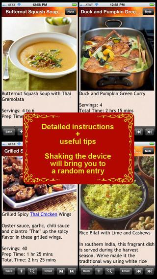 Thai Cuisine Recipe thai cuisine