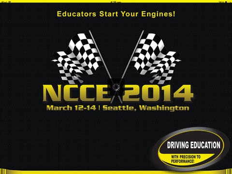 Northwest Council for Computer Education 2014 for iPad computer video games 2014