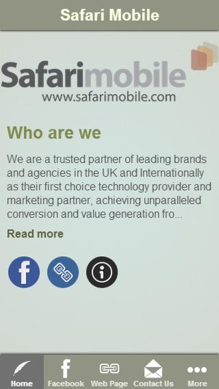 Safari Mobile website tracking safari