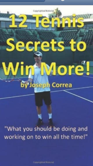 12 Tennis Secrets tennis league stats
