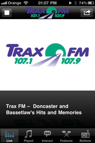 Trax FM chevrolet trax