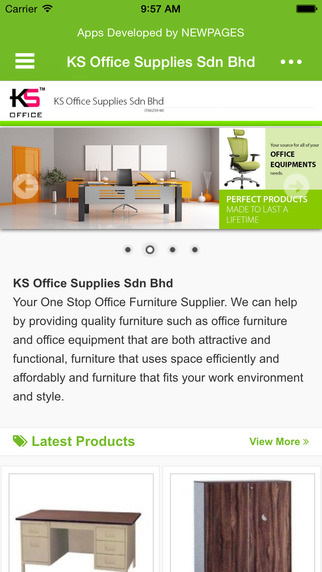 KS Office Supplies office furniture cincinnati