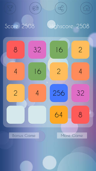 1024 Brain Teasers - Cool math block puzzle math brain teasers