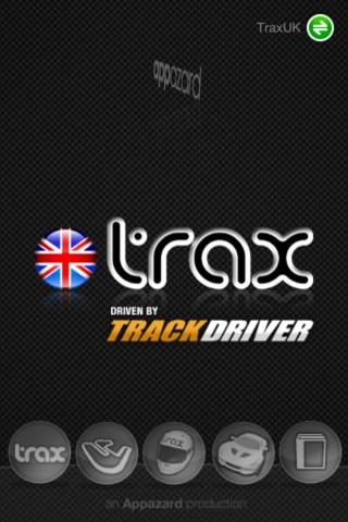 Trax UK chevrolet trax