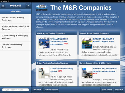 MR Companies printing companies