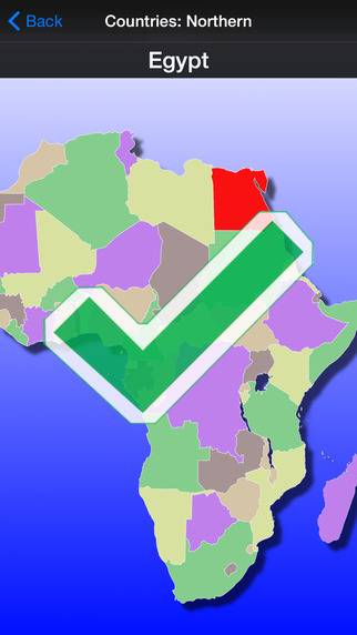Africa Geography Quiz africa map quiz
