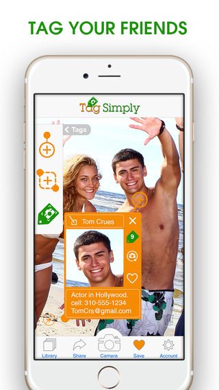 Tag Simply - Tagging Photos and Cataloging Made Simple book cataloging app