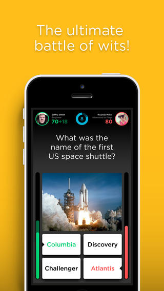 QuizUp: The biggest trivia game in the world!