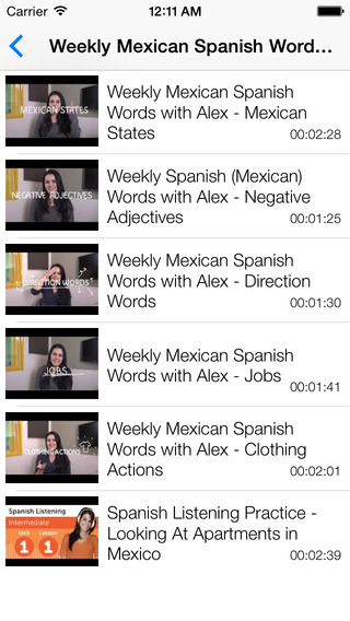Spanish Conversation Courses spanish accents