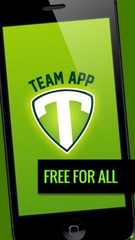 team sports app
