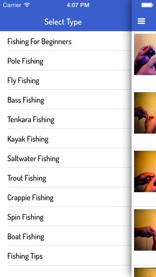 Fishing Tips fishing videos