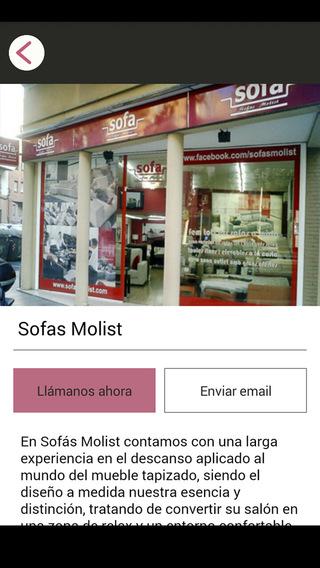 Sofas Molist 1.0 sofas chairs minneapolis