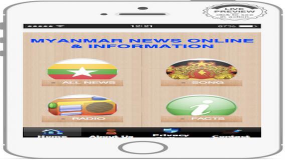 Myanmar News Online myanmar news