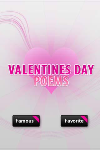 Valentine`s Day Poems valentine s day poems