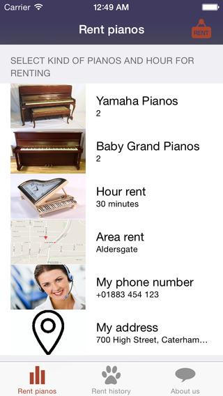 Vivace Pianos Renting kids pianos