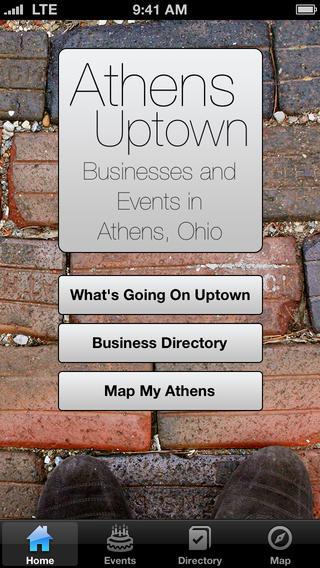Athens Uptown — Athens, Ohio ancient athens culture