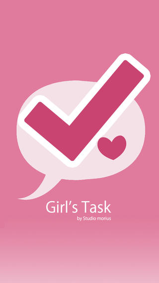 GirlsTask - easy simple ToDo and Task,Help convenient to work and life, cute task management app calendar task management