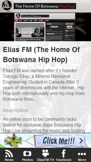 Eliasfm hip hop terminology