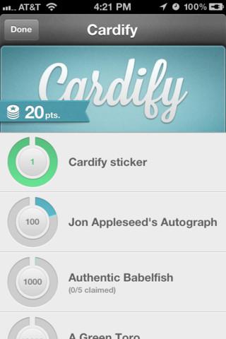 Cardify