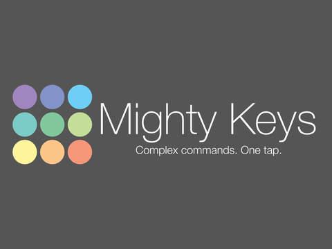 Mighty Keys islands in fl keys