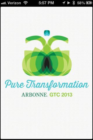 Arbonne GTC 2013 arbonne