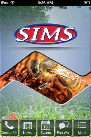 Sims Pest Control pest control equipment