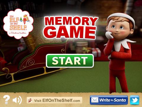 Elf Memory Game Hd Elf On The Shelf 174 Christmas Game Games