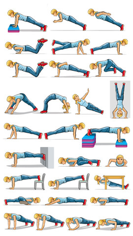 fitness exercise workouts Full Body Workout Plan