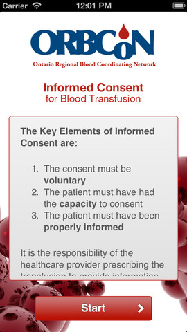 Informed Consent Reference