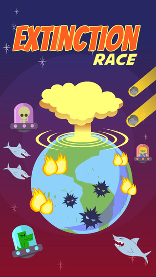 Apocalypse Race: Fun Mini Games fun ipad mini games