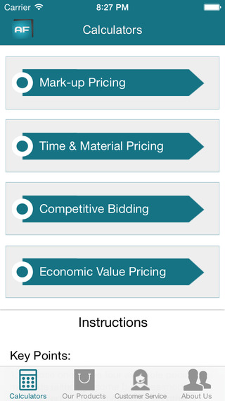 Profitable Pricing printing pricing