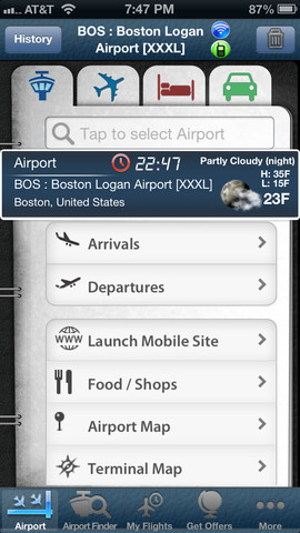 Boston Airport Pro