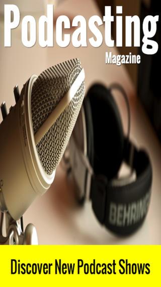 Podcasting Magazine podcasting software