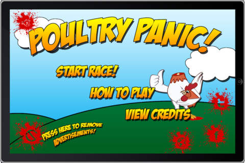 Poultry Panic seafood and poultry