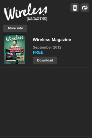 Wireless Magazine 1.0