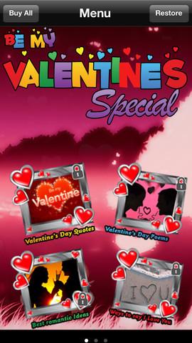 Be My Valentine Special valentine s day poems