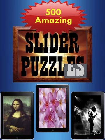 500 Amazing Slider Puzzles
