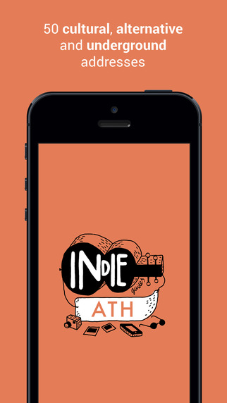Indie Guides Athens: A cultural, alternative and underground guide to Athens ancient athens culture
