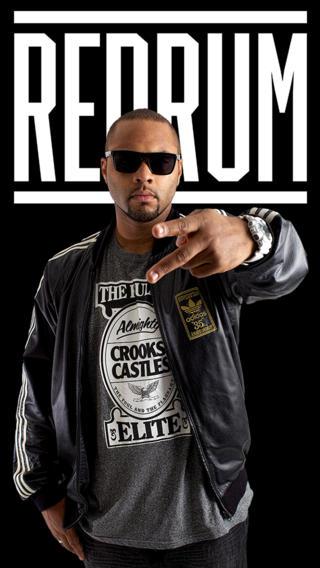 DJ Redrum - Switzerlands finest Hip Hop and best Black Music DJ dj music making