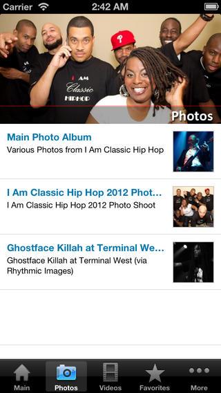 I Am Classic Hip Hop hip hop terminology