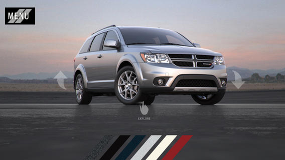 Dodge Journey - BUX LHD dodge journey