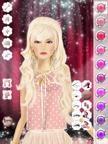 Makeup, Hairstyle & Dressing Up Fashion Top Model Princess Girls Free ...