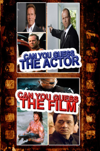 Movie Quiz - Action Game Edition action and adventure movie
