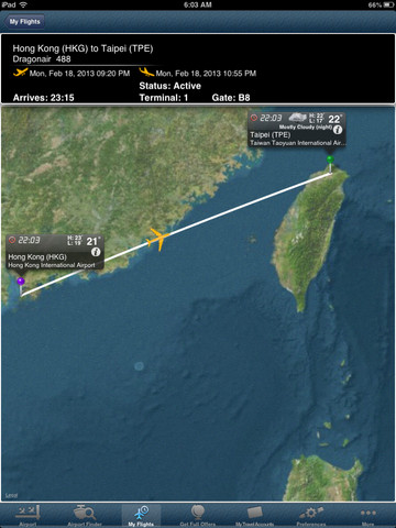 Taiwan Airport +Flight Tracker HD taoyuan city